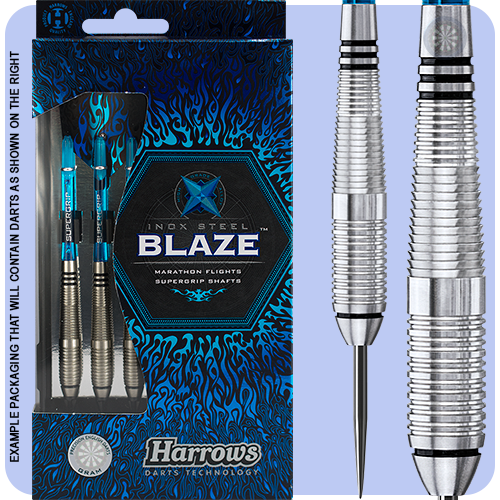 Harrows Blaze Darts